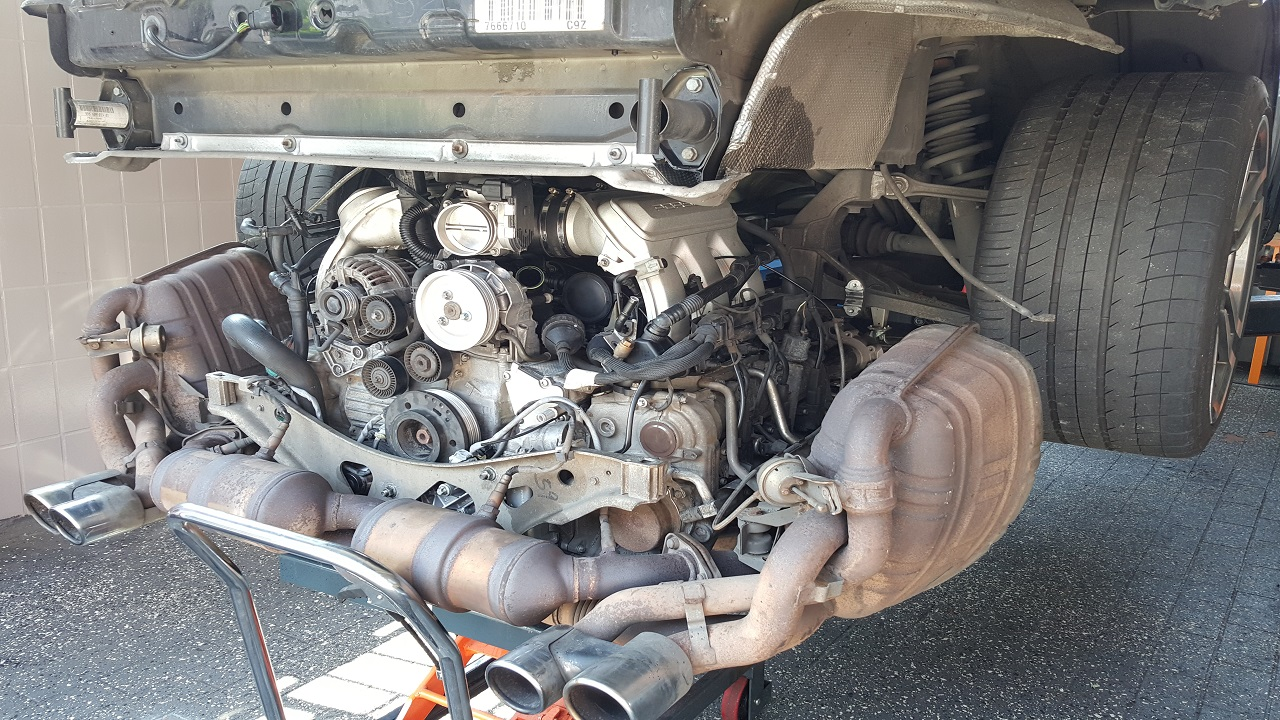 Porsche Rumpf Motor 996 997 Cayman Boxster Optimierung ...